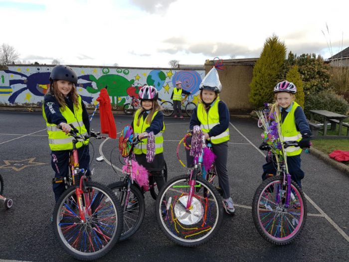 Best dressed bikes in P5-7.