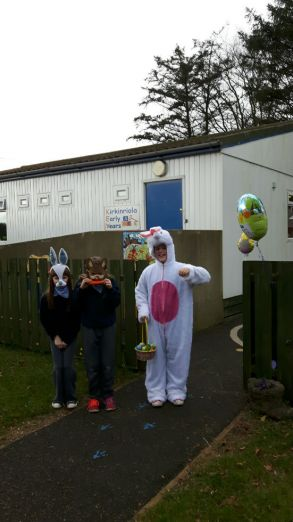 Easter Trail 2016
