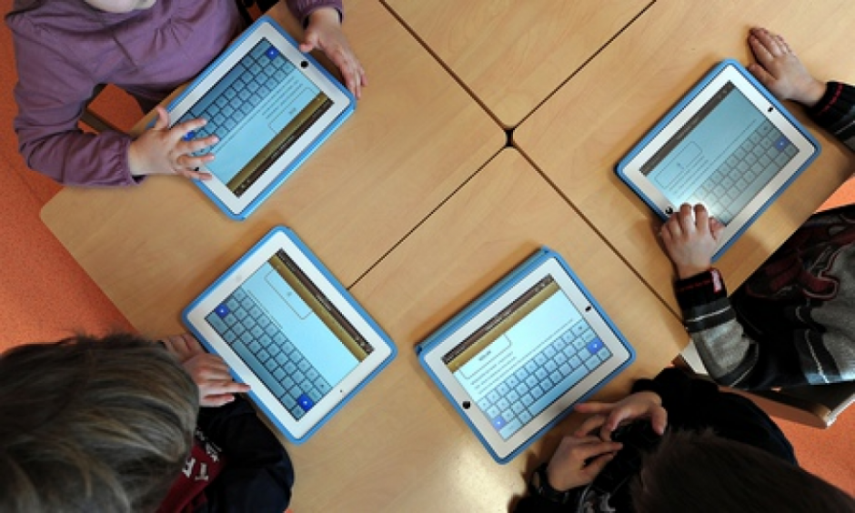 Our PTA are working towards buying a number of 'Handheld Tablets' for the pupils this year.